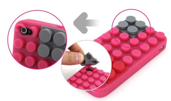 Cover iphone lego