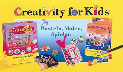 Creativitity for Kids