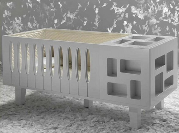 Culle design Baby Suommo