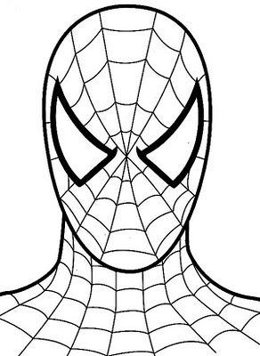 Disegni di spiderman da colorare for Disegni da colorare spiderman 3