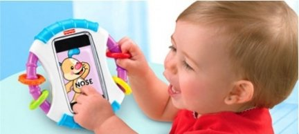 iCan Play Fisher Price