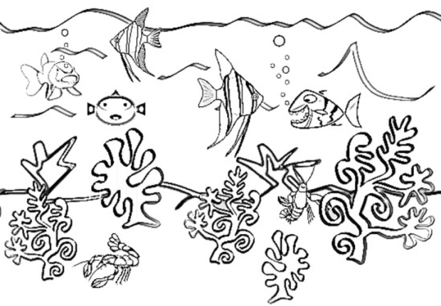 habitat lego coloring pages - photo #9