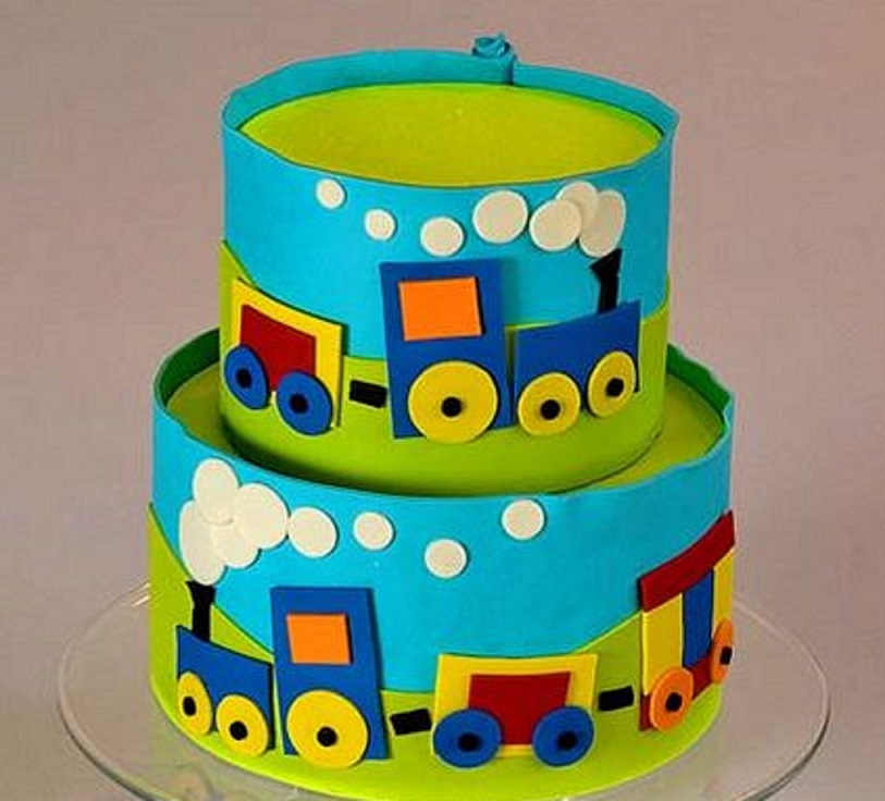 Top Idee decorazioni facili cake design torta di compleanno WP94