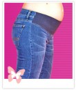 Jeans premaman 65 Plus Made in Italy