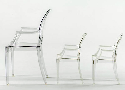 Ghost Kartell Prezzo. Louis Ghost Kartell Usato Roma With Ghost ...