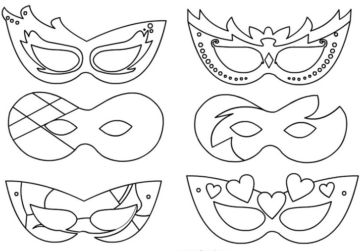 Carnevale Disegni Da Colorare Maestra Mary Coloratutto Website