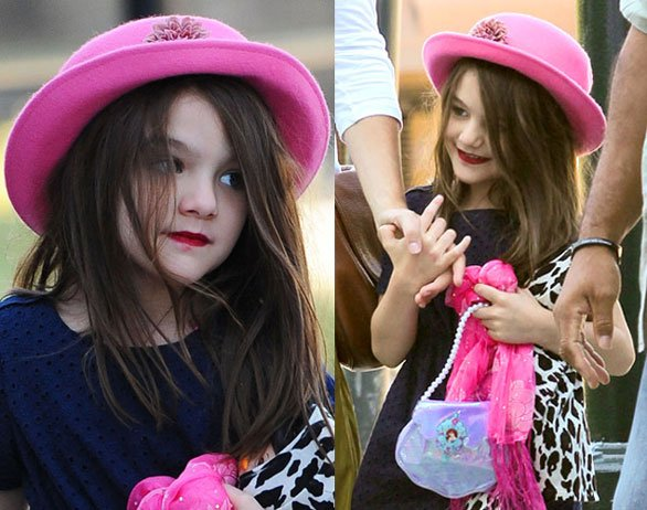 suri cruise rossetto