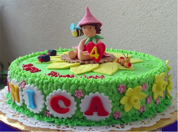 Torte di compleanno per bambini by Special Cakes