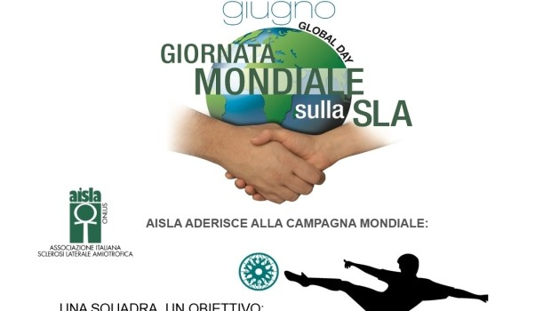 global day sclerosi laterale amiotrofica