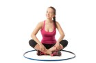 Dimagrire con l'hula hoop fitness