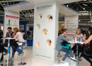 Lo stand Bioderma