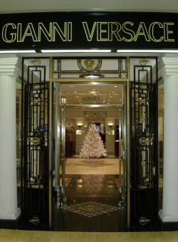versace made in italy