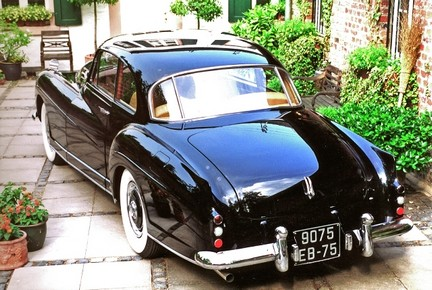 Bentley R Type Continental Coupé by Carrosserie Franay