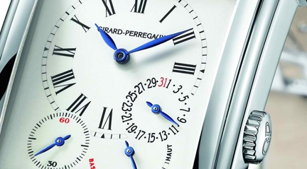Girard-Perregaux Vintage 1945 - Off-Centered Hour and Minute