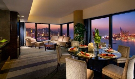 Nuovo hotel di lusso a 5 stelle a Hong Kong