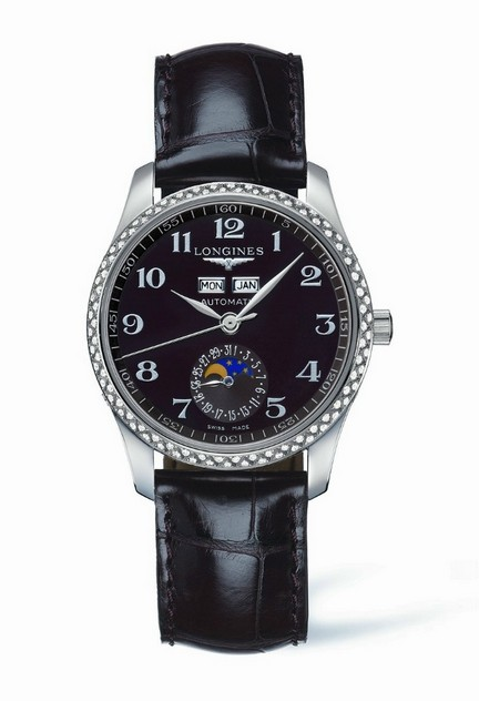Longines Master Moonphase Lady Collection