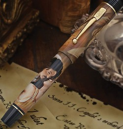 Shakespeare pen