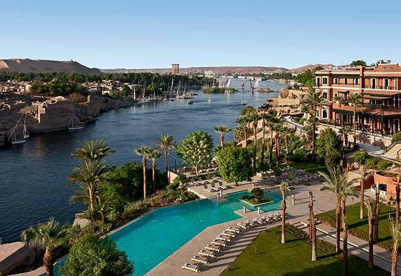 Sofitel Old Cataract Aswan