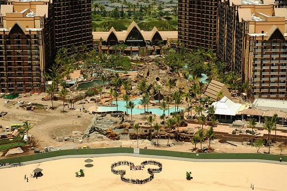 Aulani Disney Resort Hawaii