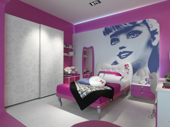 Barbie Suite al Grand Hotel Savoia di Cortina d'Ampezzo