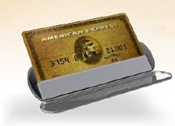 american express butterfly card