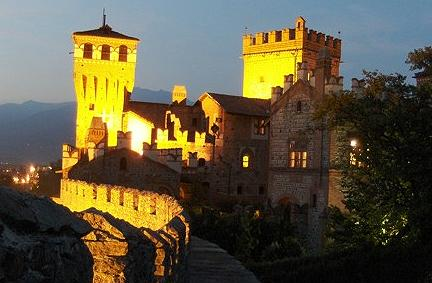 castello, canavese