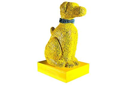 dog_sculpture