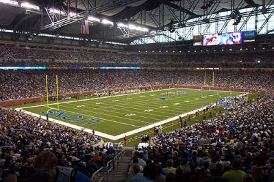 ford field superbowl