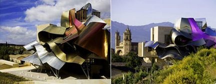 gehry spagna