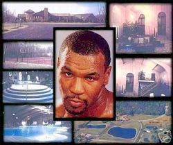 mike tyson ranch