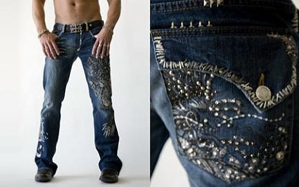 jeans, lusso