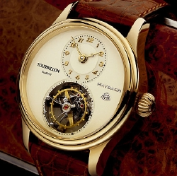 Tourbillon Maybach Wilhelm Rieber