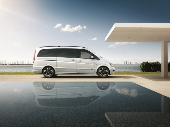 Mercedes-Benz Viano Grand Edition