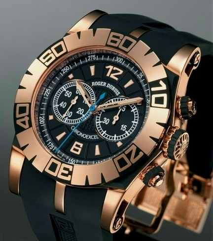 Roger Dubuis Easydiver Chronograph