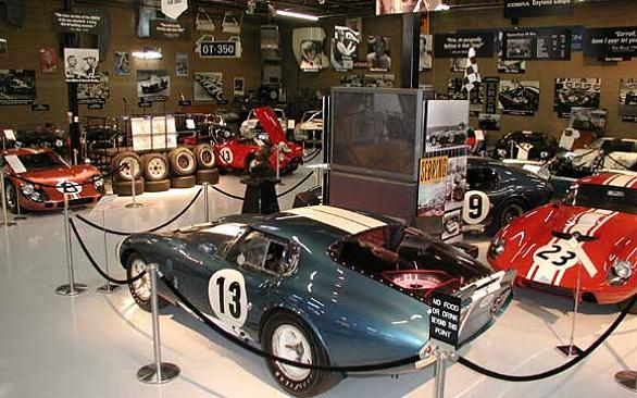 shelby museum