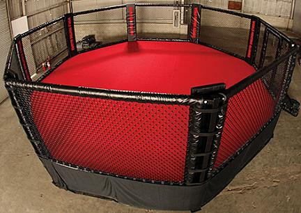 throwdown cage