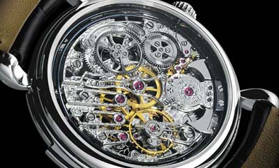 Vacheron Constantin Platinum Les Cabinotiers Skeleton Minute Repeater Limited Edition Grande Complication