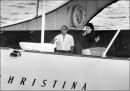 Yacht di lusso Aristotele Onassis