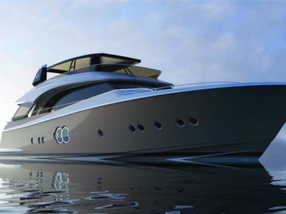 Yacht di lusso MCY 86