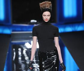 Karl Lagerfeld - Paris fashion week donna inverno 2010