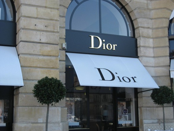 le boutique christian dior dove fare shopping in italia