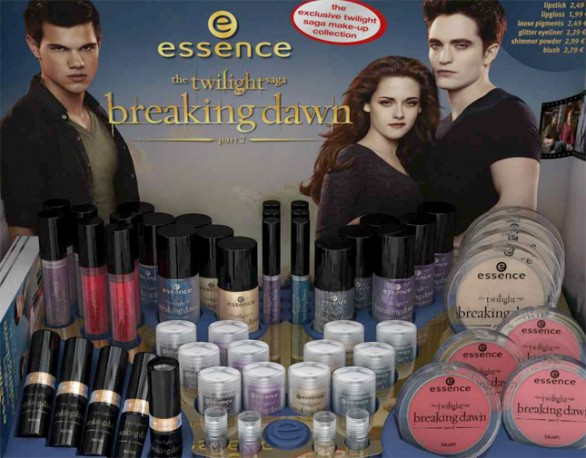 make up collection Twilight