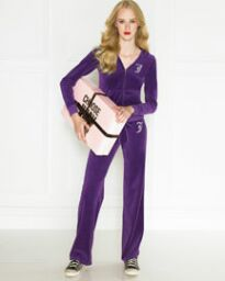 Idee regalo per Natale: tracksuit luxury Juicy Couture