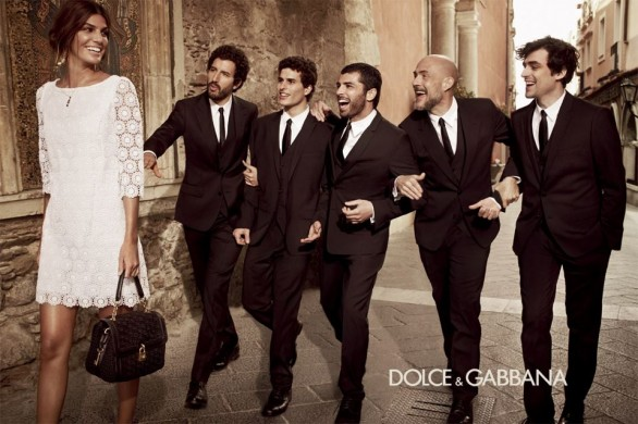 Campagna Inverno 13 Dolce amp;gabbana Autunno 2012 pHxATw