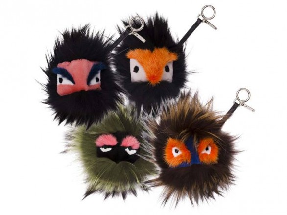 Fendi Fur Monsters