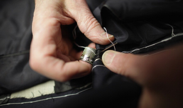 Henry Poole Tailors Since 1806 Demonstrate Savile Row Craftsmanship