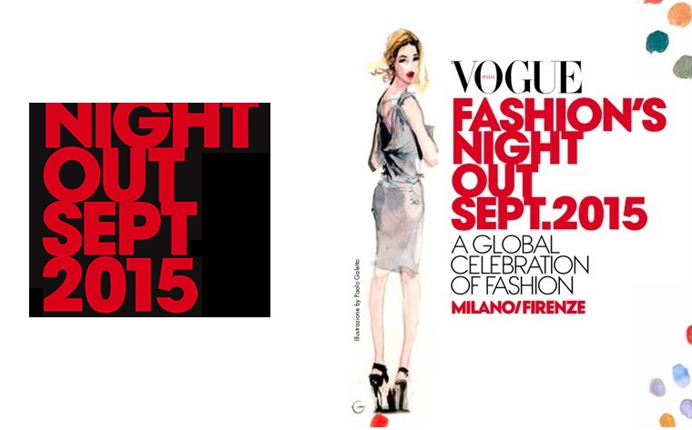 Vogue Fashion 39 S Night Out 2015 Firenze