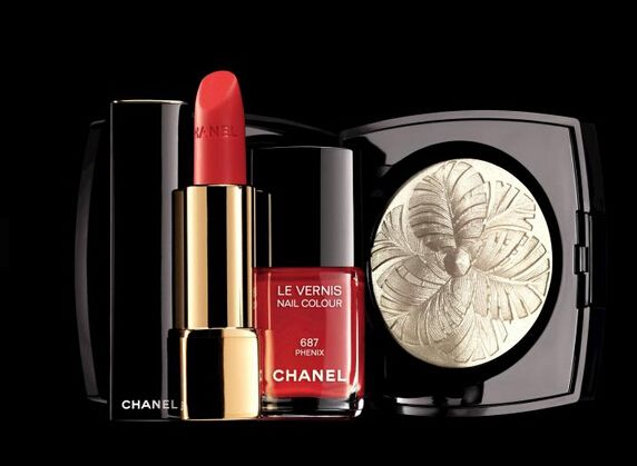 chanel christmas collection 2014