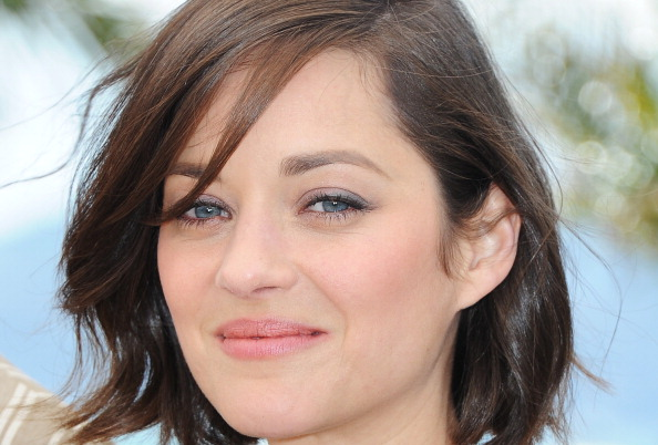 Marion Cotillard trucco flawless Cannes