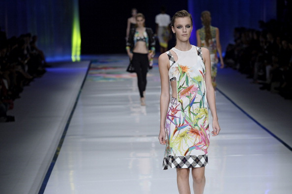 Just Cavalli - Runway RTW - Spring 2014 - Milan Fashion Week